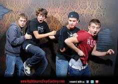 FEAR Pic for Tuesday November 1, 2011 | Nightmares Fear Factory
