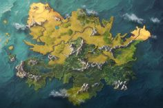 A private map commission for Utunu, which is subject to change once locations are added in! For now, here's the landscape/topography of the map it. Dunia Map Commission (No Locations) Map Games, Board Games, World Map Game, Fantasy Map, Cartography, Online Gallery, Dungeons And Dragons, Game Art, Photo Wall