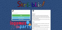 ♥ The Browser Game called Skribbl.io  Skribbl.io is able to be termed an enjoyable and forthcoming extremely multiplayer browser based game of drawing in which the contestants take turns in the drawing of objects within a specific period of time with the remainder of the contestants making an... ➡ http://iogames.party/skribbl-io/ ★ #IoGames, #Skribbl.Io, #Skribbl.IoGame, #Skribbl.IoPlay, #Skribbl.IoUnblocked