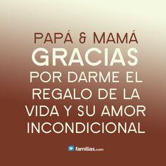 Amo a mis padres http://familias.com/