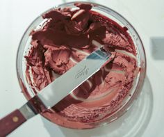 Dairy-Free Fluffy Chocolate Frosting