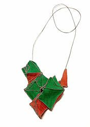 Mina Kang, textile jewelry designer, Corea, 새 제품