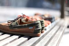 still my favourite sebago dockside Pump Shoes, Loafer Shoes, On Shoes, Dress Shoes, Pumps, Dockside Shoes, Mens Fashion Blog, Women's Fashion, Latest Shoe Trends