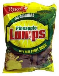 Pineapple Lumps yum