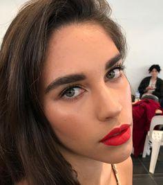 "107 Me gusta, 3 comentarios - TxC Collective (@txccollective) en Instagram: ""SAMMY @sammy_garza wearing @narsissist Powermatte Lip Pigment in #LightMyFire for @myer Fashion…"""