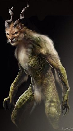 Mishipeshu - This panther-like deity is known from Native American folklore, and dwells particularly in and around the Lake Superior area, where it protects a large amount of copper. It is capable of possessing people using the water, moving like a waterborne disease, and its victims can only be cured using the copper from the lake.