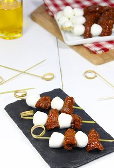 1000 ideas about brochettes ap ritives on pinterest mini brochettes ap ritives bouch es - Brochettes aperitives sans cuisson ...