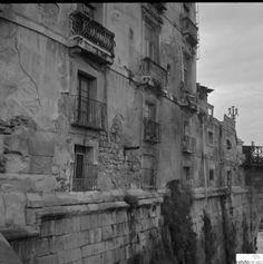 Puentes, río y alamedas - Colección Juan Orenes - Región de Murcia Digital