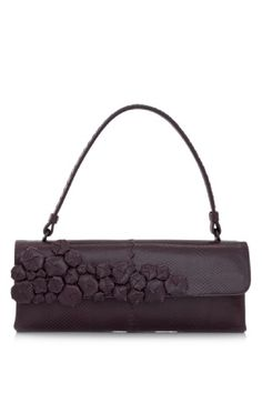Bottega Veneta Snakeskin Handbag