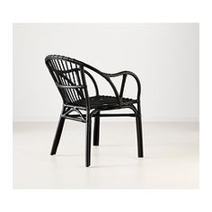"""HOLMSEL Chair - black - IKEA HOLMSEL Chair, black $69.99 The price reflects selected options Article Number: 502.345.82 Plastic feet protect your floor against scratching. Read more Size 36x18x24 """" Color"""