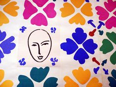 Matisse paper cutting