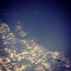 Seis aviões ...