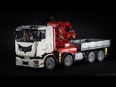 Pneumatic Crane Truck – Picture Special | THE LEGO CAR BLOG