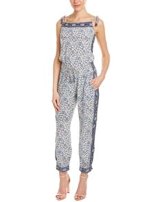 Calypso St. Barth Afton Silk-Blend Jumpsuit is on Rue. Shop it now.