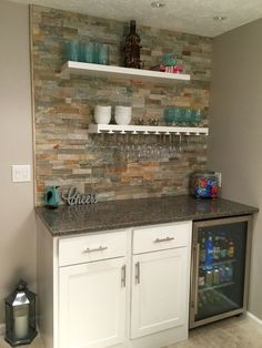 43 Insanely Cool Basement Bar Ideas for Your Home - Homesthetics - Inspiring ideas for your home.