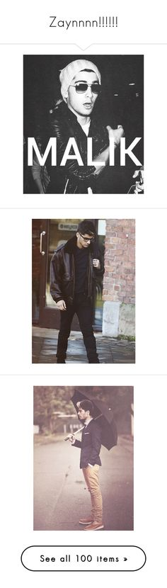 """""""Zaynnnn!!!!!!"""" by yolo23 ❤ liked on Polyvore featuring one direction, zayn malik, zayn, 1d, pictures, people, boys, home, home decor and office accessories"""