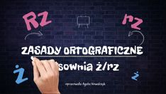 Discover more about pisownia rz ż ✌️ - Presentation