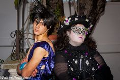 Anthithesis (c/o Costumeplay 2013) Cosplayer: Samuel Donnarumma e Tiziana Schirato Photographer: Walter Pellegrini