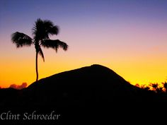 #Hawaii #Sunrise #Kokohead