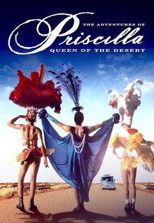 Adventures of Priscilla, Queen of the Desert, the (1994)