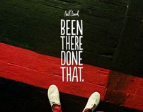 BEEN THERE DONE THAT by Mateusz Chmura, via Behance