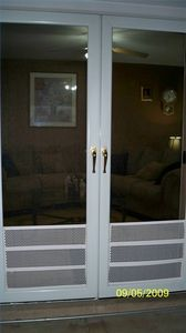 How to Protect Your Screen Doors From Dog Nails and kids