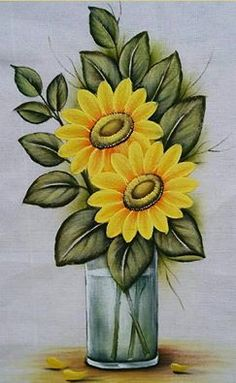 Result of the image for painting on canvas - Painting Easy Canvas Painting, Tole Painting, Fabric Painting, Painting & Drawing, Canvas Art, Image Painting, Deco Floral, Motif Floral, Pinterest Pinturas