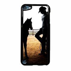 Heart Of A Cowgirl 2 Ipod Touch 5 Case