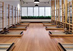 Wade Weissmann; The Lift Pilates and CoreAlign Studio (Interiors Refit); Fox Point, Wisconsin.