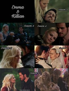 Captain Swan through the seasons ❤️ ❤️ ❤️ Ouat, Once Upon A Time Funny, Once Up A Time, Movie Memes, I Movie, Disney Divergent, Ones Upon Time, Disney Movies To Watch, Between Two Worlds