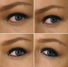 Simple eye make up tutorial - Saara Sarvas | Lily.fi