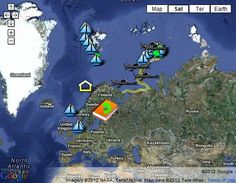 """In this documentary, in the form of a Google Map, you can trace the fatal voyage of Dutch explorer Willem Barentz as he seeks the Northeast Passage. The locations are as described in the ship's historian Gerrit de Veer's book, """"The Three Voyages of William Barents to the Arctic Regions (1594, 1595, and 1596)."""" Unlike most maps, this map enables you to digitally experience the expedition and zoom in close on each location while you read the eBook online. http://myreadingmapped.blogspot.com/"""
