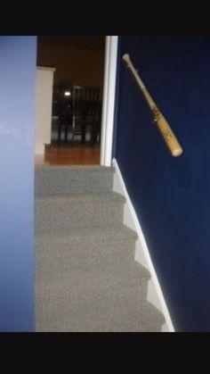 Stairway to baseball happiness