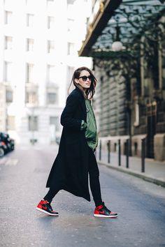 Alex's Closet - Blog mode et voyage - Paris | Montréal: BEING MYSELF