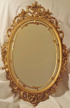 Your place to buy and sell all things handmade Gold Aesthetic, Classy Aesthetic, Victorian Mirror, Instagram Emoji, Ideas For Instagram Photos, Vintage Mirrors, Sunburst Mirror, Jewelry Photography, Wall Mirror