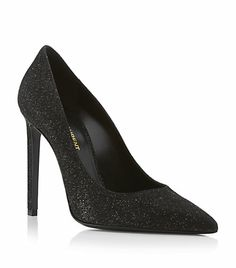 Saint Laurent Paris Glitter Pump | Harrods