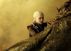 Game of Thrones :Daenerys Targaryen Got Dragons, Mother Of Dragons, Series Movies, Tv Series, Deanerys Targaryen, Khaleesi, Daenerys, I Love Games, Animal Sketches