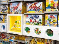 Lego Store 620 Fifth avenue (50th street)