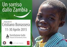 """Mostra fotografica """"Un sorriso dallo Zambia"""" — Studio Fotografico a Parma - Cristiano Bonassera - Gatti and Friends"""