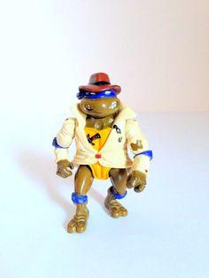 Vintage Ninja Turtles Donatello Undercover Action Figure