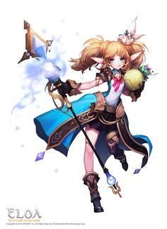 ELOA Illust. Copyright ⓒ 2015 NPICSOFT lnc, All Rights Reserved, Published By Netmarble Games Corp.
