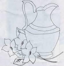 Resultado de imagen para plantillas para pintar en tela