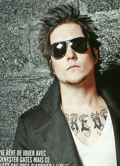 a7x, avenged sevenfold, syn gates, synyster gates