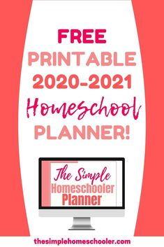 Looking for a free homeschool planner? Check it out, prinit it, and start planning today! Menu Planning Printable, How To Start Homeschooling, Homeschooling Resources, Lesson Planner, Lesson Plan Templates, Preschool Math, Happy Planner, Free Printable, Funny Quotes