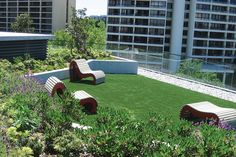 Carefully considered landscape rooms offer thresholds and edges. Apartment Complexes, Outdoor Furniture Sets, Outdoor Decor, Landscape Architecture, Houses, Rooms, Patio, News, Homes