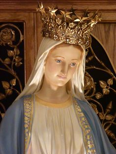 mary queen of heaven and earth | Mary Queen of Heaven, Mother of Mercy - Pray for us ...