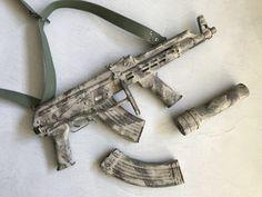 AMD-65 Officer Model & PBS-1 Suppressor.