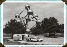 Revolutionary vintage Airstream.