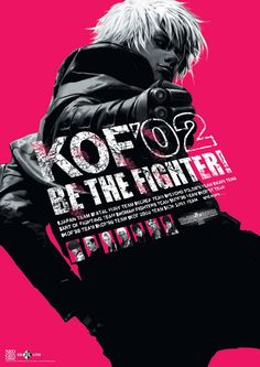 King of Fighters 2002 Poster – Arcade Shock