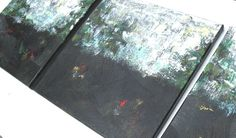 Abstract Paintings. Found here:http://www.etsy.com/treasury/OTg5MzY4OHwyNzIwNjc5Mjc1/rising-moonorhttp://www.etsy.com/listing/102670143/3-abstract-landscape-paintings-triptych?ref=tre-2720679275-6#681team